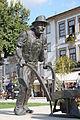 Ponte de Lima-Statue of a Farmer.JPG