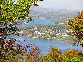 Notre-Dame-de-Pontmain Municipality in Quebec, Canada
