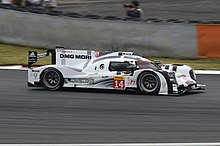 14 Porsche 919 Hybrid Pictured At The 2017 6 Hours Of Fuji Took S First Overall Victory In Endurance Prototype Motor Racing Since 1989 São