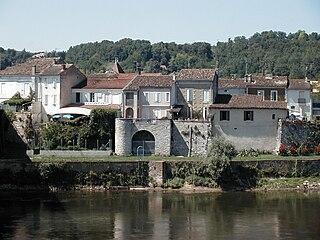 Port-Sainte-Foy-et-Ponchapt Commune in Nouvelle-Aquitaine, France