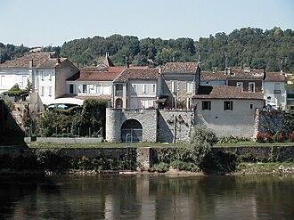 Port-Sainte-Foy-et-Ponchapt - Image: Port ste foy