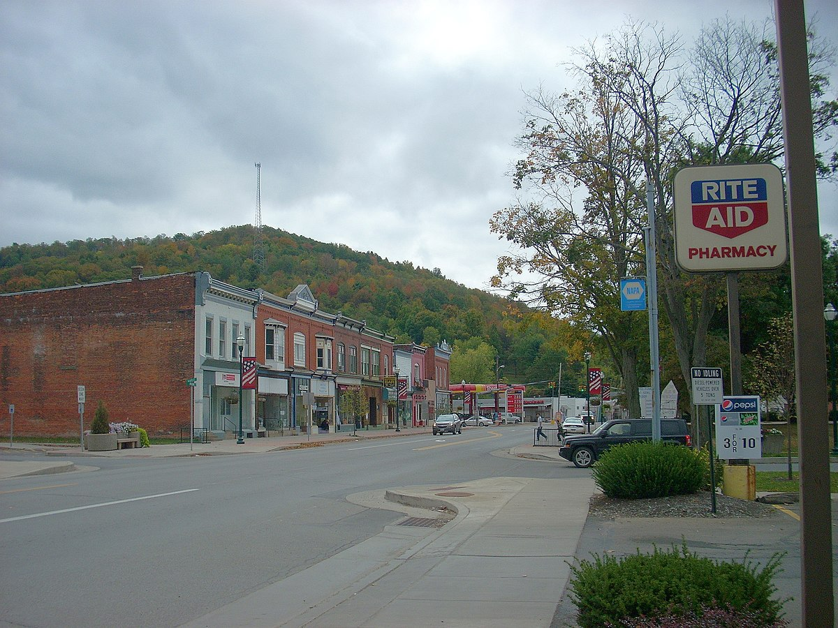 port allegany Port allegany is located in the mountains of northwest pennsylvania it is located on the border of mckean and potter counties route 6 is the main street of port allegany.
