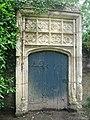 Port Eliot walled garden door - geograph.org.uk - 1476930.jpg