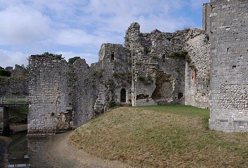 Portchester MMB 03 Castle