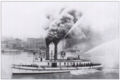 Portland, Oregon's first fireboat, the George H. Williams - 1910.png