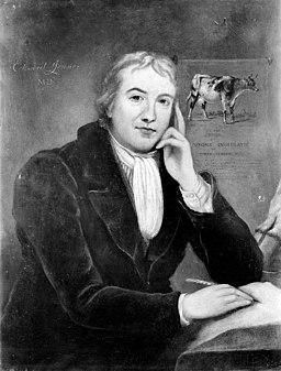 Portrait of Edward Jenner. Wellcome M0006239
