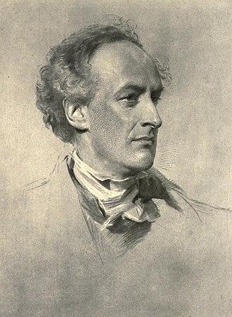 Henry Liddell - Henry Liddell, in an 1858 portrait