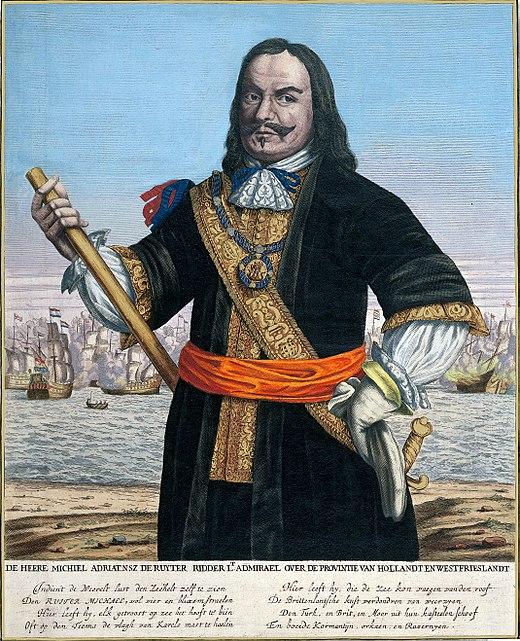 Michiel De Ruyter Wikiwand