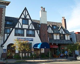 Post Office Building, Upper Montclair - Image: Post Office Building, Upper Montclair, New Jersey