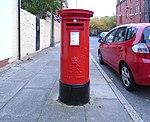 Post box on Granby Street near Ducie Street.jpg