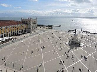 Praça do Comércio - Praça do Comércio 2014