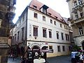 Praha, Týnská, dům U Černého slona.JPG