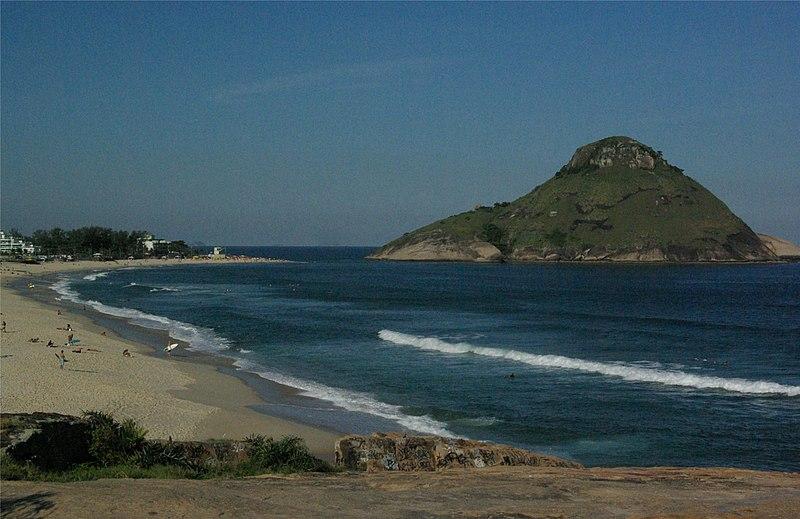 Praia do Recreio RJ