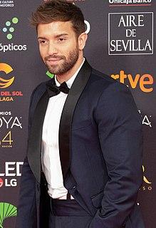 Pablo Alborán Spanish musician, singer and songwriter