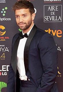 Premios Goya 2020 - Pablo Alborán (cropped).jpg