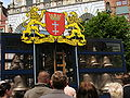 Preparation to mobile carillon concert with the accompaniment of the Polish Border Guard Orchestra during III World Gdańsk Reunion - 5.jpg