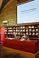 Presentació nou contracte programa de la Biblioteca de Catalunya 2013-2016 001.jpg