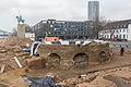 Pressekonferenz zu den archäologischen Grabungen am Rheinboulevard Köln-Deutz-5088.jpg