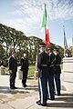 Prime Minister of Italy Matteo Renzi visits Arlington National Cemetery (29803458654).jpg