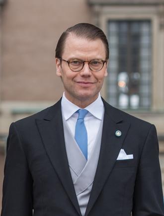Prince Daniel, Duke of Västergötland - Prince Daniel in May 2016
