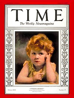 Princess Elizabeth on TIME Magazine, April 29, 1929.jpg