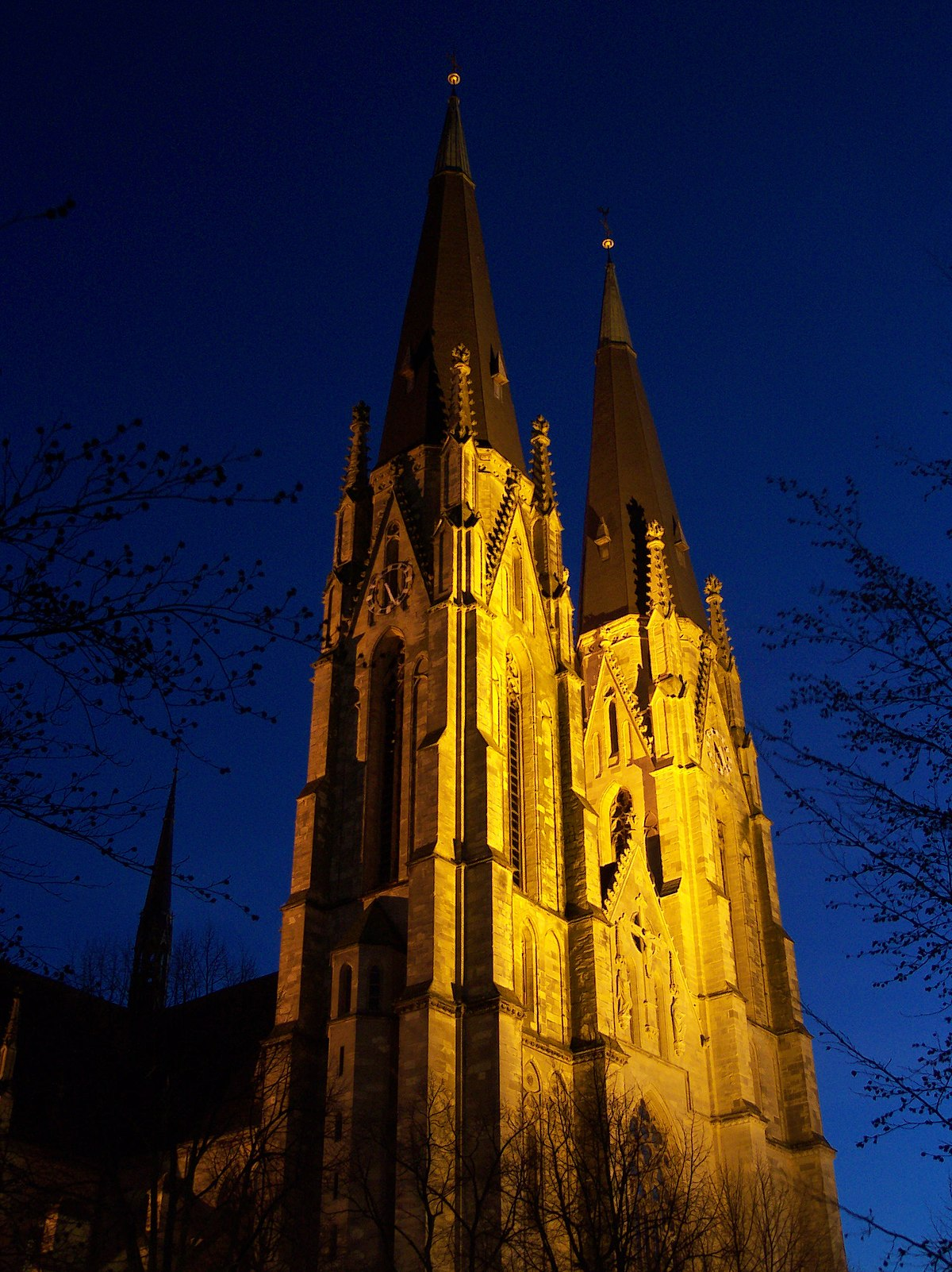 Architekt Billerbeck kościół św ludgera w billerbeck wolna encyklopedia