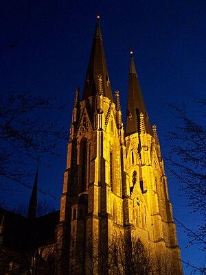 Billerbeck - St. Ludgerus Church