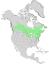 Prunus pensylvanica range map 0.png