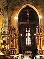 Przemyśl, kościół katedralny p.w. św. Jana Chrzciciela, 1460-1549, XVIII, 1883-1901 - wnętrze kościoła1.JPG