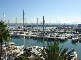 Estepona Municipality in Andalusia, Spain