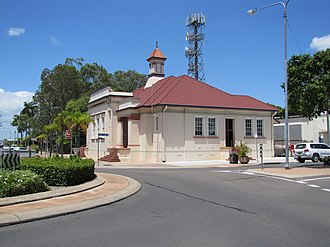 Ayr, Queensland - Ayr Post Office, 2014