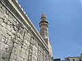 Qaitbay Minarate (Western Minarate) The Umayyade Mosque.jpg