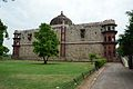 Qila-e-Kuhna Masjid - Rear View - Old Fort - New Delhi 2014-05-13 2781.JPG