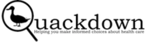 Quackdown - Image: Quackdown logo (small)