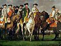 Quadal Joseph II. Franz II. Münchendorf.jpg