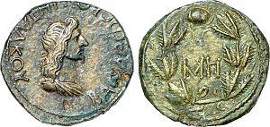 Tiberius Julius Rhoemetalces - Tiberius Julius Rhoemetalces