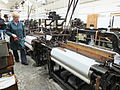 Queen Street Mill starting two looms 8516.JPG