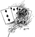 Queen of spades, pg 104-2--The Strand Magazine, vol 1, no 1.png