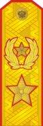 Russia-general army-1992