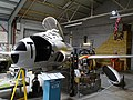 RAF Manston History Museum Canadair CT-133 Silver Star 03.jpg