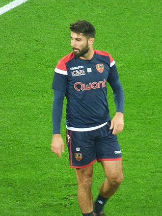 Jimmy Roye - Image: RC Lens GFC Ajaccio (22 10 2018) 51