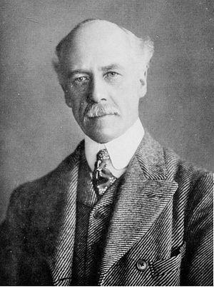 Robert George Wardlaw-Ramsay - In later life