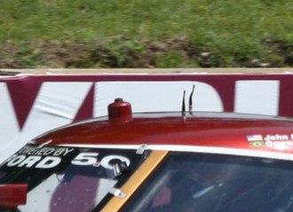 RaceCam - RaceCam installed in a Daytona Prototype