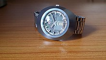 Tungsten Rado Wristwatch