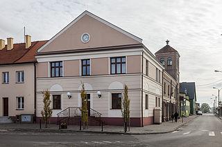 Radziejów Place in Kuyavian-Pomeranian Voivodeship, Poland