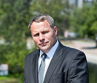 Rafał Bruski Polish politician