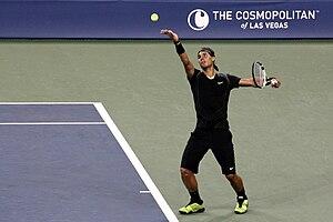 2010 Rafael Nadal tennis season - Rafael Nadal won the 2010 US Open title, thus completing the Career Grand Slam.