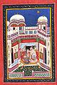 Ragaputra Vibhasha-Based on the Indian classical musical modeUniara, - Google Art Project.jpg