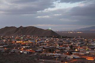 Rahimabad, Chatrud village in Kerman, Iran