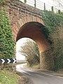 Railway bridge, Yeovil Junction - geograph.org.uk - 1768251.jpg